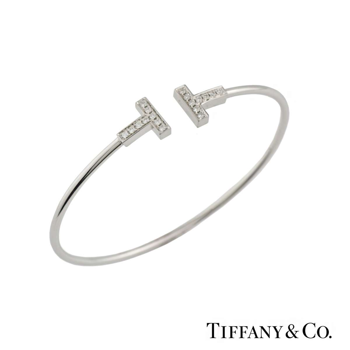 Tiffany & Co. Tiffany T Wire Bracelet